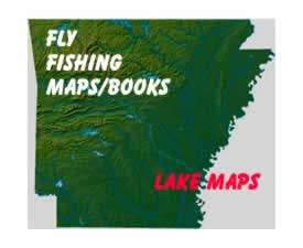 Arkansas Maps and Books