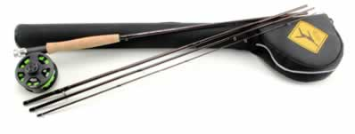 Echo Fly Fishing Rods and Reels