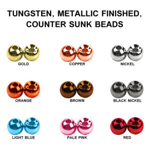 Syndicate Tungsten Beads Colors