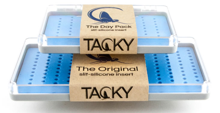 Tacky Fishing Fly Boxes